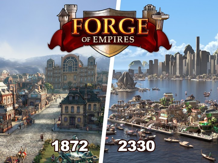 Forge of Empires event nowy